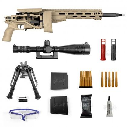 QQH MSR M406A Remington (Manual) Gel Blaster (Sand)