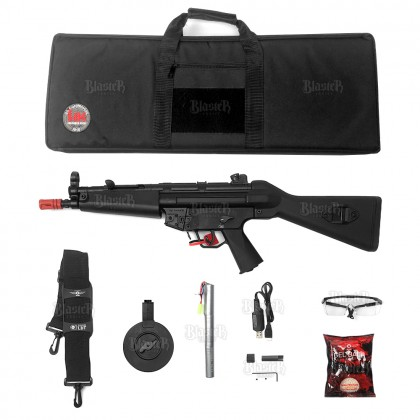 LDT MP5 V3.0 Drum Mag Gel Blaster
