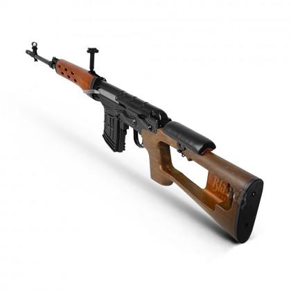 Jie Ying Swift Hawk SVD Sniper (Manual) Gel Blaster (Sand)