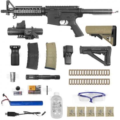 Jin Ming M4A1 8th Generation (Special GTR Navy Edition) Gel Blaster