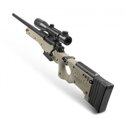 Jie Ying Swift Hawk AWM Sniper (Manual) Nerf Gel Blaster (Sand)